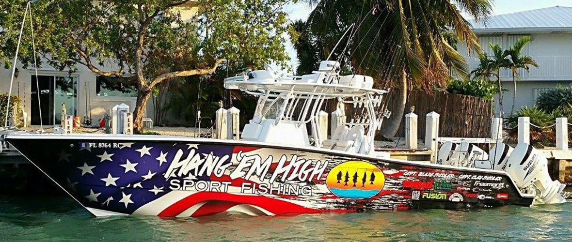 Hang 'Em High Offshore Sport Fishing Charters